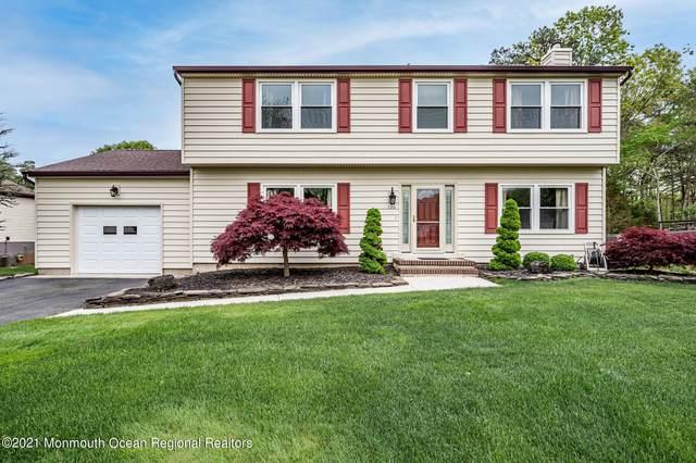 130 Leanne Drive, New Egypt, NJ 08533 (MLS #22113803) :: PORTERPLUS REALTY