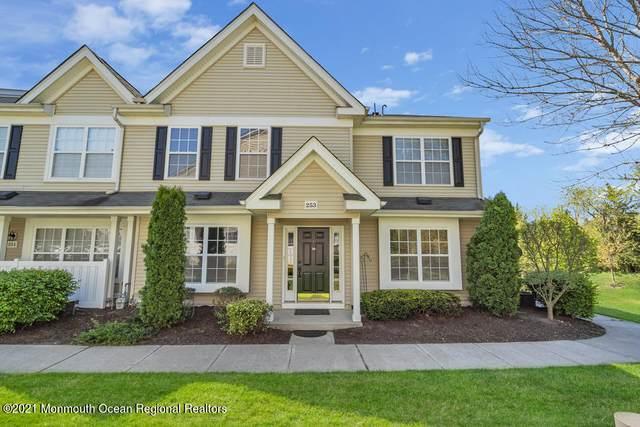 253 Brookfield Drive, Jackson, NJ 08527 (#22113805) :: Rowack Real Estate Team