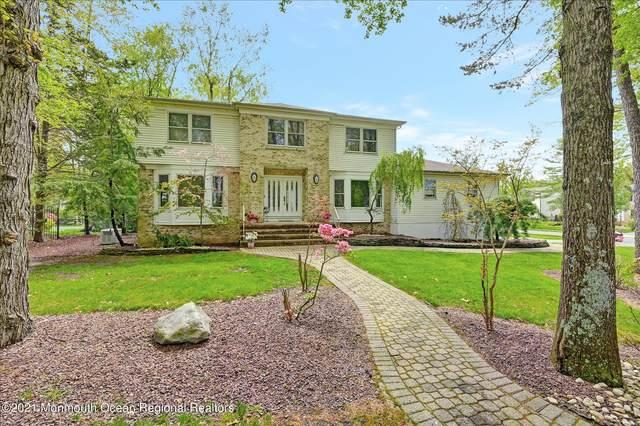 15 Kingswood Way, Manalapan, NJ 07726 (MLS #22113808) :: PORTERPLUS REALTY