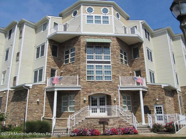 33 Cooper Avenue #118, Long Branch, NJ 07740 (MLS #22113811) :: The CG Group | RE/MAX Revolution