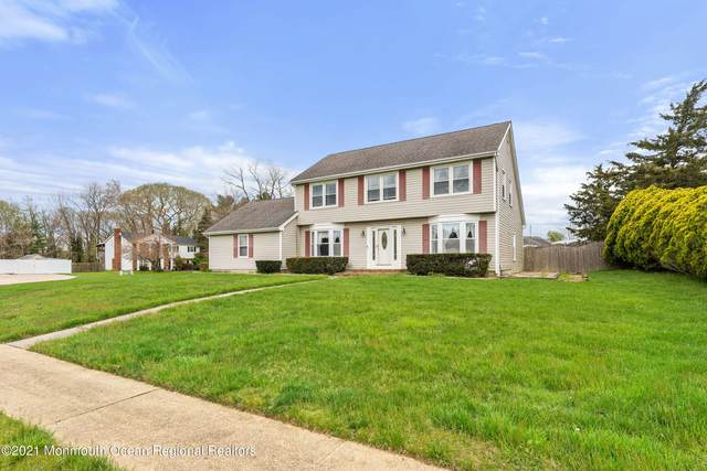 600 Hill Drive, Brick, NJ 08724 (MLS #22113815) :: PORTERPLUS REALTY