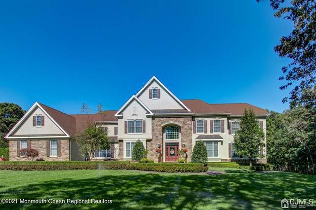 9 Winding Woods Way, Freehold, NJ 07728 (MLS #22113819) :: The CG Group | RE/MAX Revolution