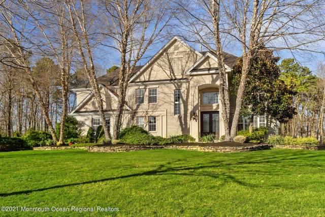 19 Woods Edge Drive, Jackson, NJ 08527 (MLS #22113831) :: PORTERPLUS REALTY