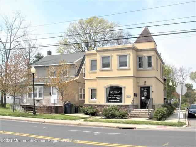 1501 Corlies Avenue, Neptune Township, NJ 07753 (MLS #22113838) :: PORTERPLUS REALTY
