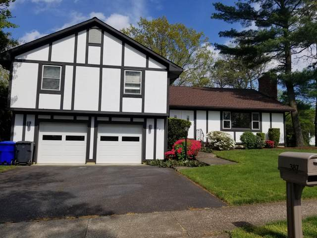 387 Wisteria Drive, Brick, NJ 08723 (MLS #22113872) :: PORTERPLUS REALTY