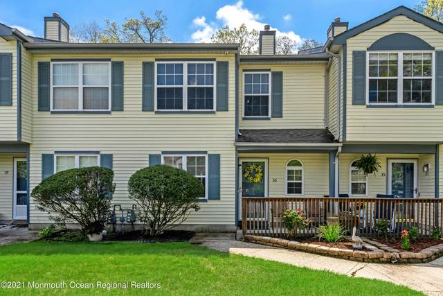 36 Quail Run, Bayville, NJ 08721 (MLS #22113883) :: The Ventre Team