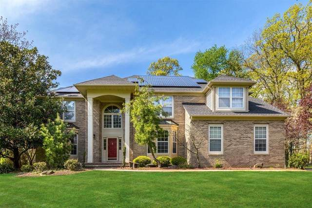 7 Tudor Drive, Farmingdale, NJ 07727 (MLS #22113923) :: William Hagan Group