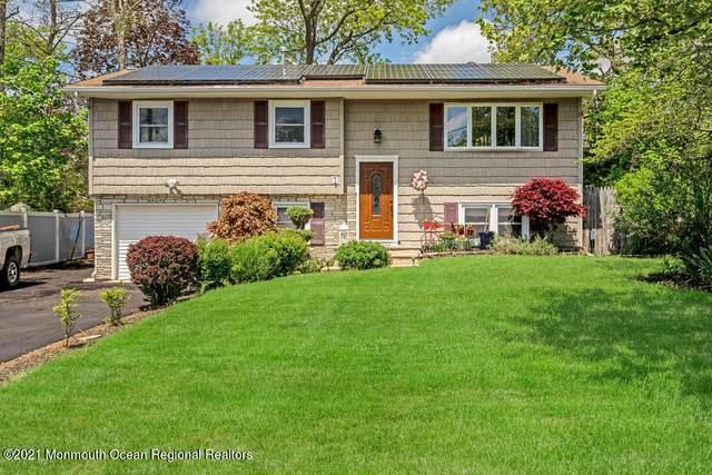 316 Suburban Drive, Toms River, NJ 08753 (MLS #22113934) :: Kiliszek Real Estate Experts