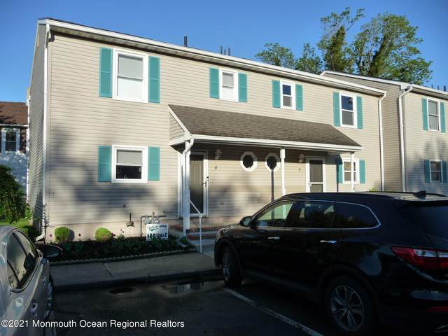 200 Rockwell Avenue A3, Long Branch, NJ 07740 (MLS #22113935) :: The CG Group | RE/MAX Revolution