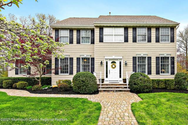 8 Osprey Lane, Oceanport, NJ 07757 (MLS #22113945) :: The Sikora Group