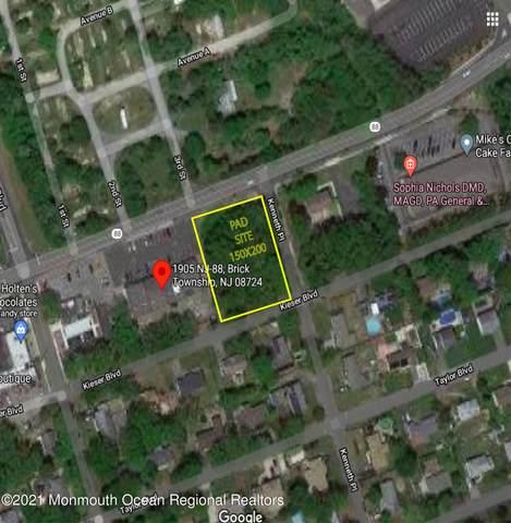 1905 Route 88, Brick, NJ 08724 (MLS #22113948) :: The MEEHAN Group of RE/MAX New Beginnings Realty