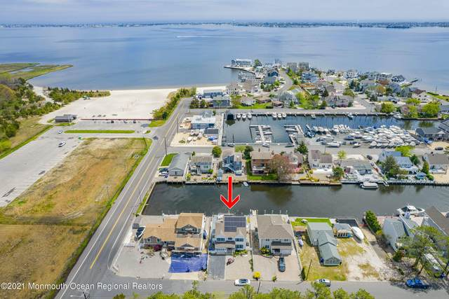 116 Mermaid Road, Toms River, NJ 08753 (MLS #22113954) :: Team Pagano