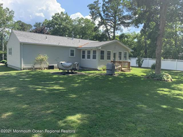 1742 Edgewood Road, Forked River, NJ 08731 (MLS #22113963) :: The Sikora Group