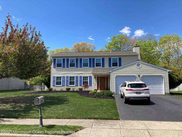 895 Fairview Drive, Toms River, NJ 08753 (MLS #22113977) :: PORTERPLUS REALTY