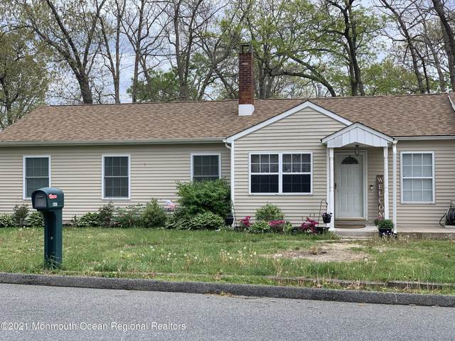867 Arlington Avenue, Forked River, NJ 08731 (MLS #22113987) :: The Sikora Group