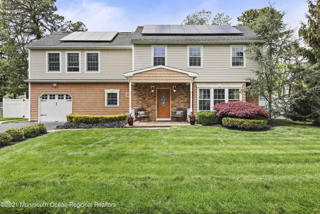 65 Roslyn Drive, Tinton Falls, NJ 07724 (MLS #22113993) :: The DeMoro Realty Group | Keller Williams Realty West Monmouth