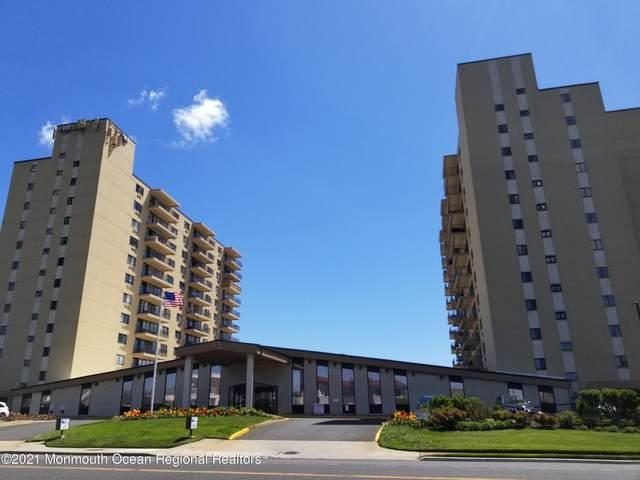 45 Ocean Avenue 7L, Monmouth Beach, NJ 07750 (MLS #22114041) :: Team Pagano