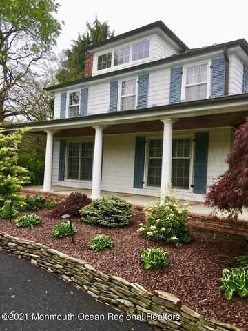 395 Tennent Road, Morganville, NJ 07751 (MLS #22114045) :: The MEEHAN Group of RE/MAX New Beginnings Realty
