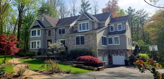 58 Beacon Hill Road, Morganville, NJ 07751 (MLS #22114068) :: The Sikora Group