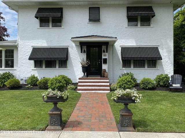 815 Oak Terrace, Point Pleasant Beach, NJ 08742 (MLS #22114081) :: The Sikora Group