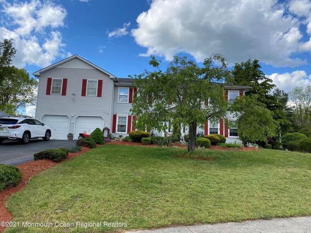 19 Spicy Pond Road, Howell, NJ 07731 (MLS #22114106) :: Corcoran Baer & McIntosh