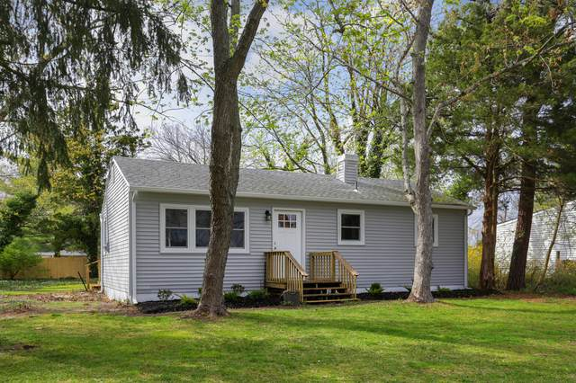 119 Cedarwood Drive, Brick, NJ 08724 (#22114107) :: Rowack Real Estate Team