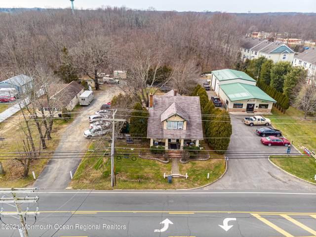 17-19 Wilson Avenue, Englishtown, NJ 07726 (MLS #22114184) :: The MEEHAN Group of RE/MAX New Beginnings Realty