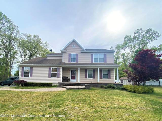 156 S New Prospect Road, Jackson, NJ 08527 (MLS #22114215) :: Corcoran Baer & McIntosh
