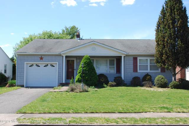 3 Harmony Road, Toms River, NJ 08757 (MLS #22114225) :: The Sikora Group
