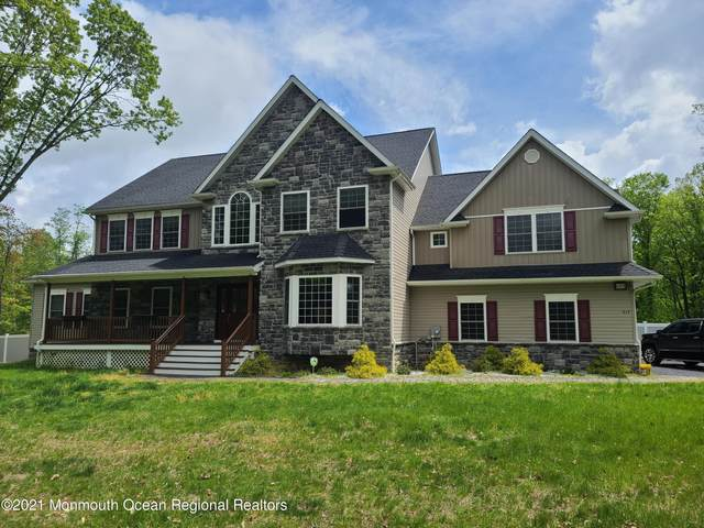 217 Old Mill Road, Freehold, NJ 07728 (MLS #22114274) :: Corcoran Baer & McIntosh