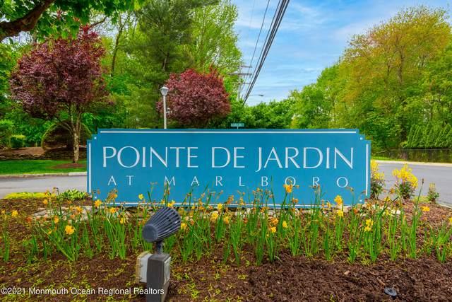 464 Tivoli Court, Morganville, NJ 07751 (MLS #22114275) :: Corcoran Baer & McIntosh
