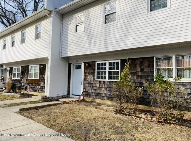 593 Garfield Avenue #26, Toms River, NJ 08753 (MLS #22114312) :: Team Pagano