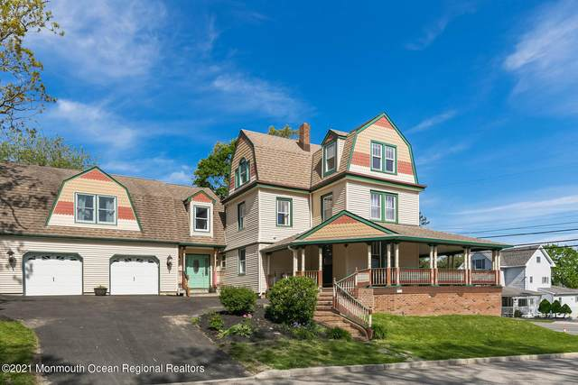 117 Simpson Avenue, Island Heights, NJ 08732 (MLS #22114338) :: The Sikora Group