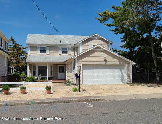 7 Brooklyn Avenue, Lavallette, NJ 08735 (MLS #22114351) :: The Sikora Group