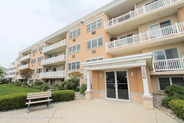 200 Ocean Park Avenue 1H, Bradley Beach, NJ 07720 (MLS #22114416) :: William Hagan Group