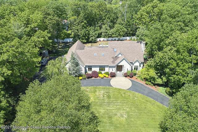 32 Dora Lane, Holmdel, NJ 07733 (MLS #22114429) :: The DeMoro Realty Group   Keller Williams Realty West Monmouth