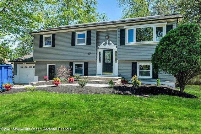 821 Ross Street, Toms River, NJ 08753 (#22114434) :: Daunno Realty Services, LLC