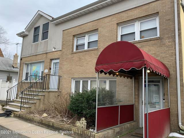 1506 Corlies Avenue, Neptune Township, NJ 07753 (MLS #22114445) :: The MEEHAN Group of RE/MAX New Beginnings Realty