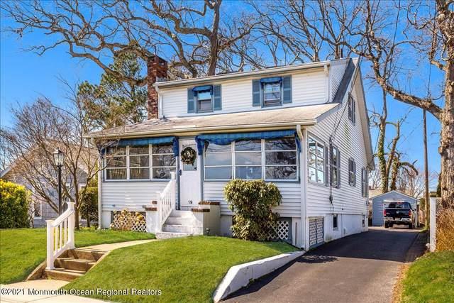 19 Oak Terrace, Neptune City, NJ 07753 (MLS #22114446) :: William Hagan Group