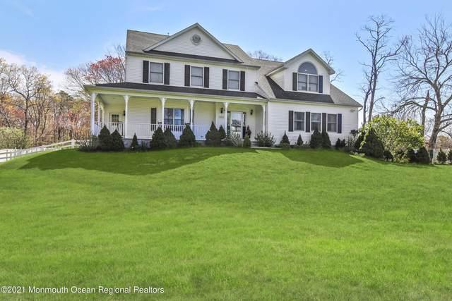 485 Colts Neck Road, Farmingdale, NJ 07727 (MLS #22114499) :: William Hagan Group