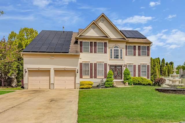 48 Brittany Drive, Bayville, NJ 08721 (MLS #22114556) :: The Sikora Group