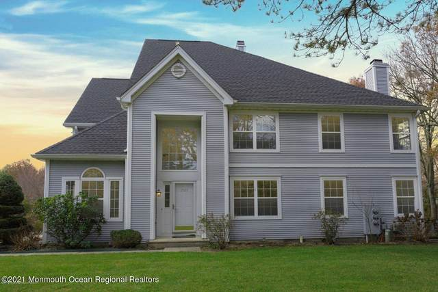 2507 Secretariat Place, Toms River, NJ 08755 (MLS #22114576) :: The MEEHAN Group of RE/MAX New Beginnings Realty
