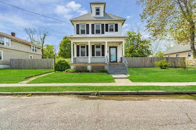 112 Oxonia Avenue, Neptune Township, NJ 07753 (MLS #22114609) :: The Sikora Group