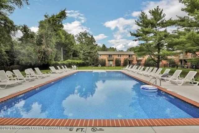 96 East Avenue #43, Atlantic Highlands, NJ 07716 (MLS #22114611) :: Provident Legacy Real Estate Services, LLC