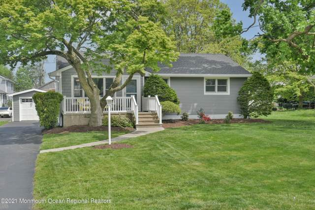 35 Myrtle Avenue, Long Branch, NJ 07740 (MLS #22114631) :: The MEEHAN Group of RE/MAX New Beginnings Realty