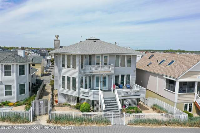 149 Boardwalk, Point Pleasant Beach, NJ 08742 (MLS #22114643) :: The Sikora Group