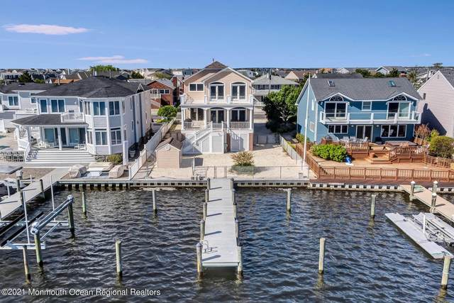 96 Dickman Drive, Lavallette, NJ 08735 (MLS #22114665) :: The Sikora Group