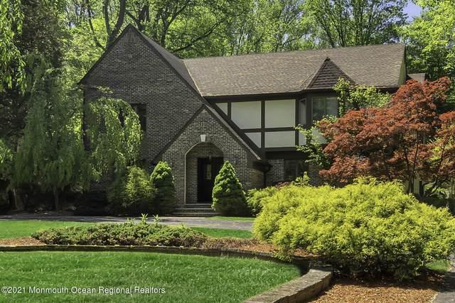 9 Crowfield Lane, Holmdel, NJ 07733 (MLS #22114684) :: The DeMoro Realty Group | Keller Williams Realty West Monmouth
