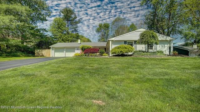 4 Lakeridge Drive, Matawan, NJ 07747 (MLS #22114711) :: The Sikora Group
