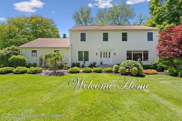 5 Bernard Drive, Holmdel, NJ 07733 (MLS #22114713) :: The MEEHAN Group of RE/MAX New Beginnings Realty